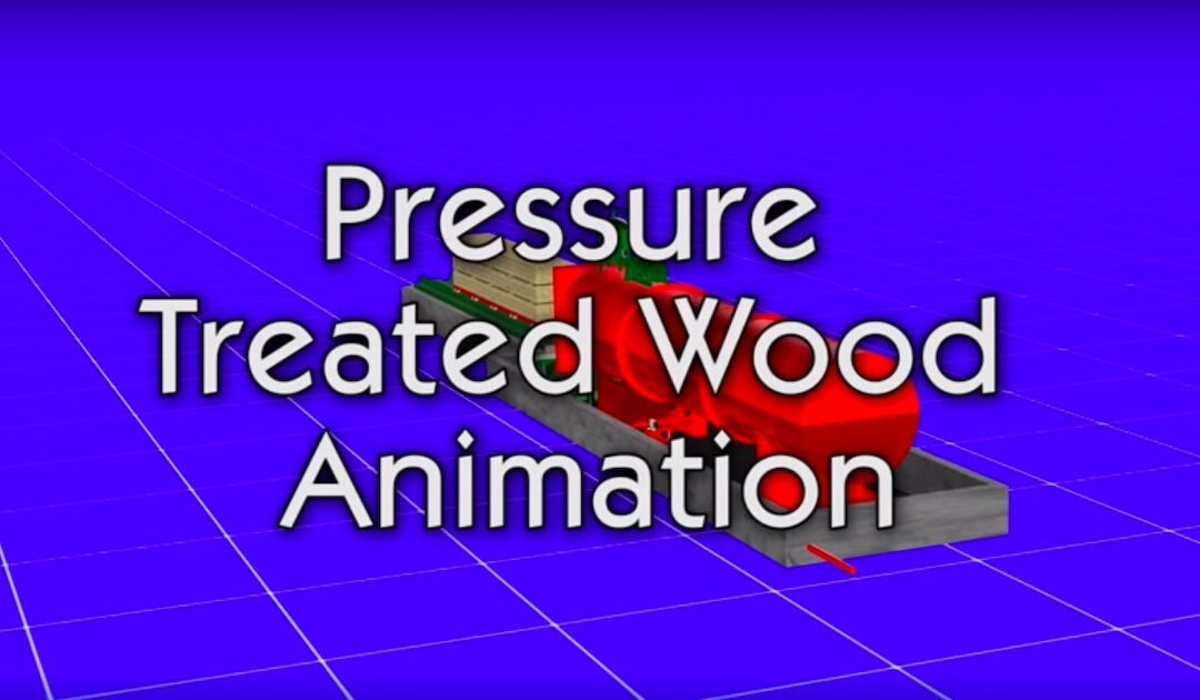Animation: Pressure Treated Wood
