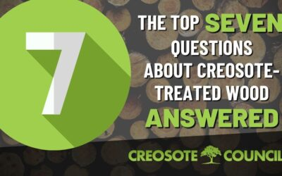 FAQ Video: Preserving Wood Infrastructure with Creosote