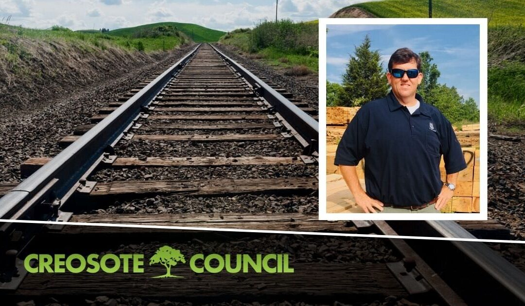Railway Tie Association Appoints Dr. Nathan Irby as Executive Director